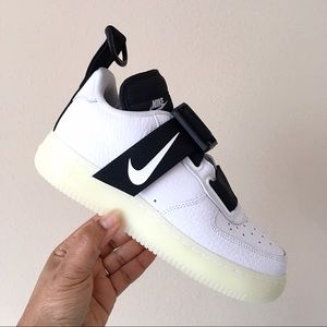 Nike Shoes - RARE Glow In The Dark Nike Air Force 1 Utility